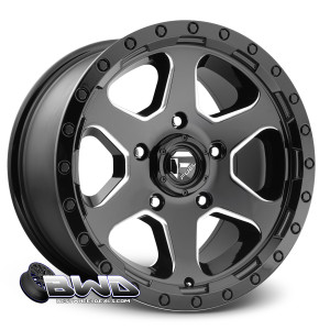 "18"" Fuel Ripper D590 Gloss Black"