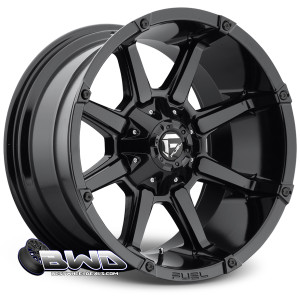 "20"" Fuel Coupler D575 Gloss Black"