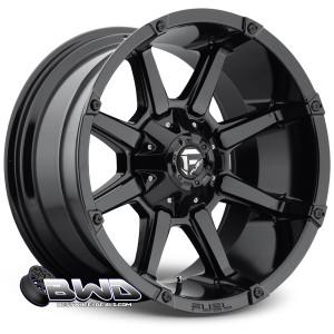 "20"" Fuel Coupler D575 Gloss Black"