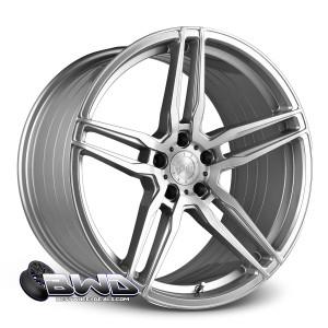 Vertini RF 1.6 Brushed Silver