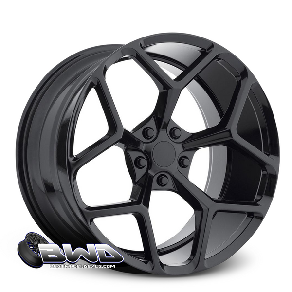 "20""  MRR z28 Replica- Gloss Black"