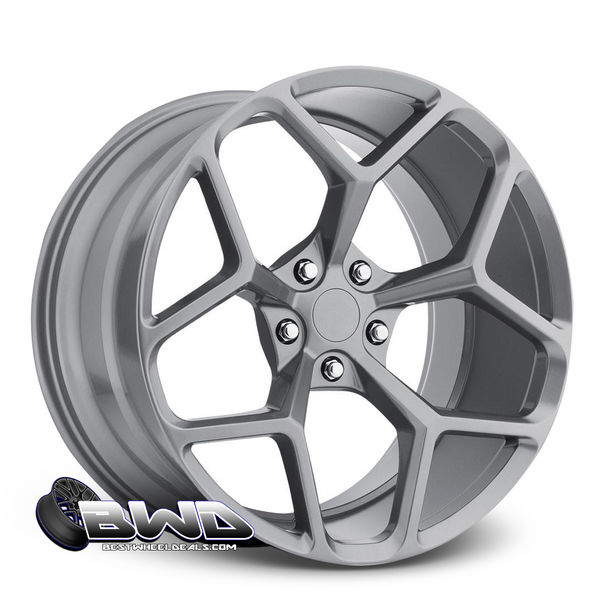 MRR z28 Replica- Gloss Gunmetal