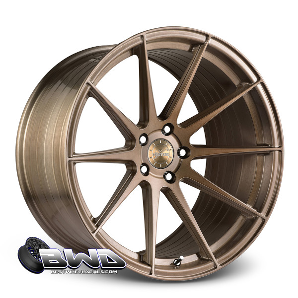 Vertini RF 1.3 Brushed Bronze