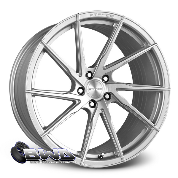 Stance SF01 Brushed Silver