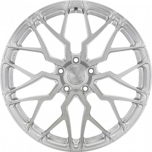 Wheel with this order will be Crystal Orange; picture shows brushed clear.
