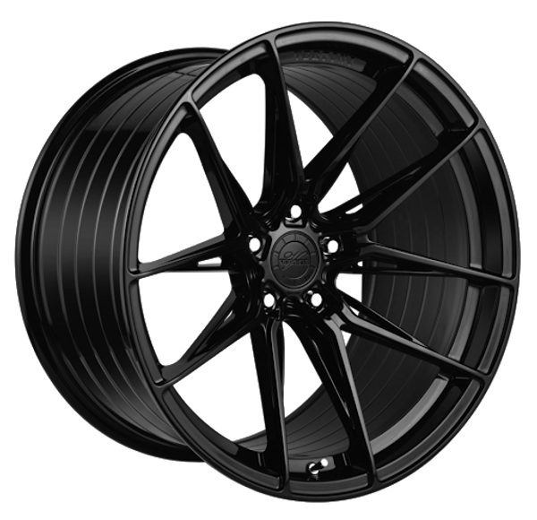 CUSTOM: RFS1.8 Gloss Black 20x9, 20x11