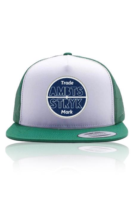 AMBTS Snapback Trucker Hat - Green