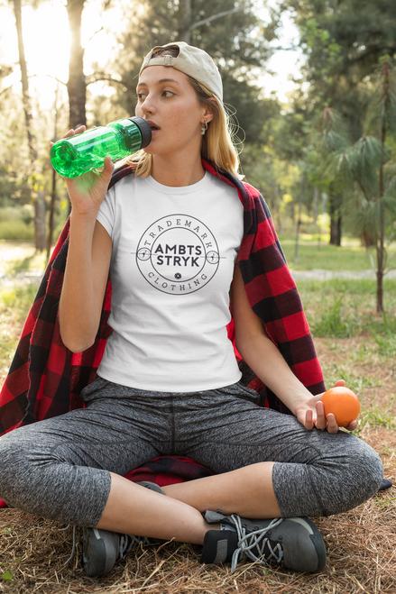AMBTS Trademark Circle - Relaxed Shirt - Black Print