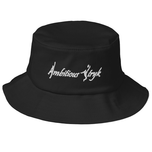 Ambitious Stryk Old School Bucket Hat