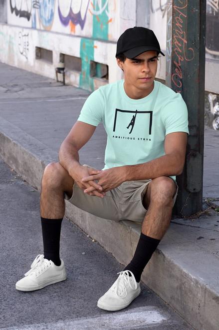 Keeper T - Short-Sleeve Shirt - Black Print