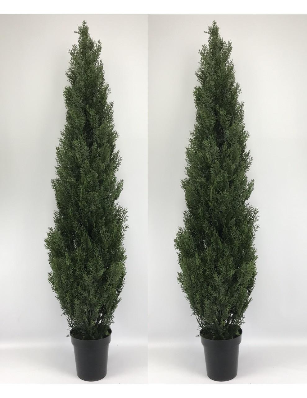 Home Furniture Diy 2 Artificial 20 Cedar Ball Topiary Tree Outdoor Uv Cypress Pine 3 4 5 Evergreen Kisetsu System Co Jp