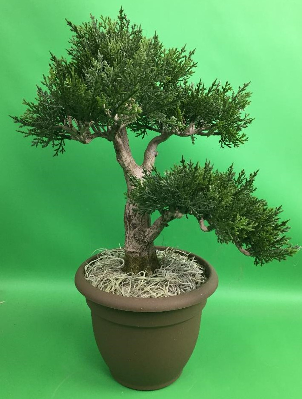 Artificial Bonsai Tree Artificial Cedar Bonsai Tree