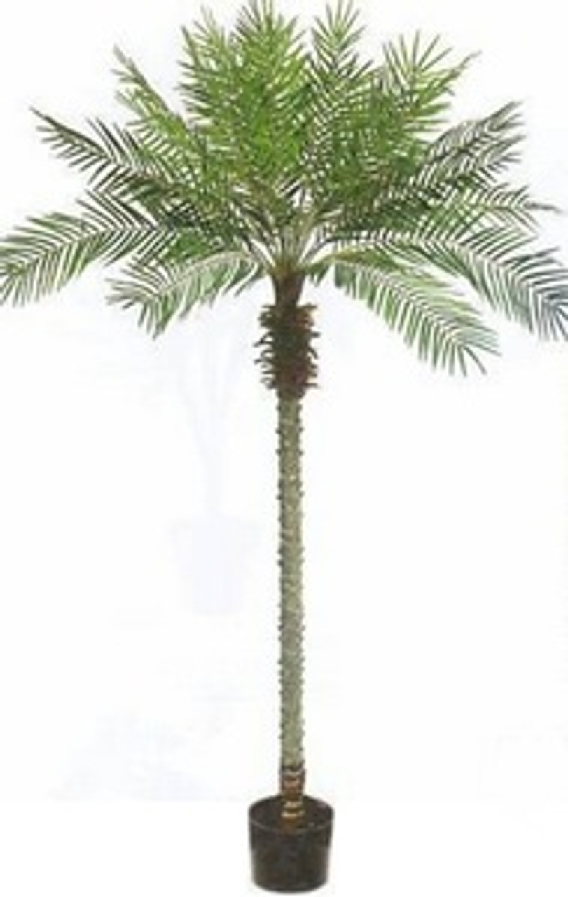 Outdoor Artificial Palm Tree Artificial Potted Palm Tree