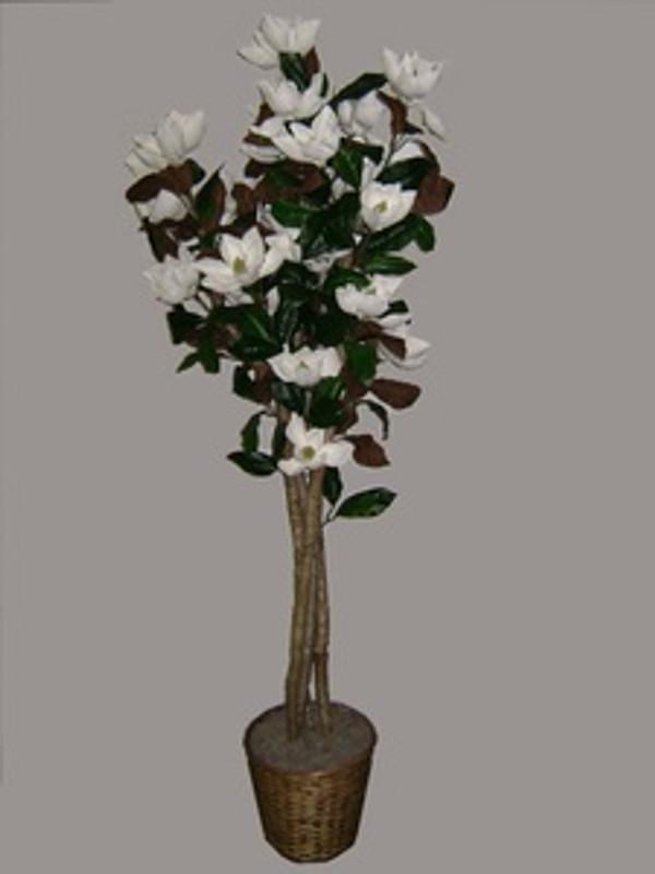 Artificial Magnolia Tree Faux Magnolia Tree