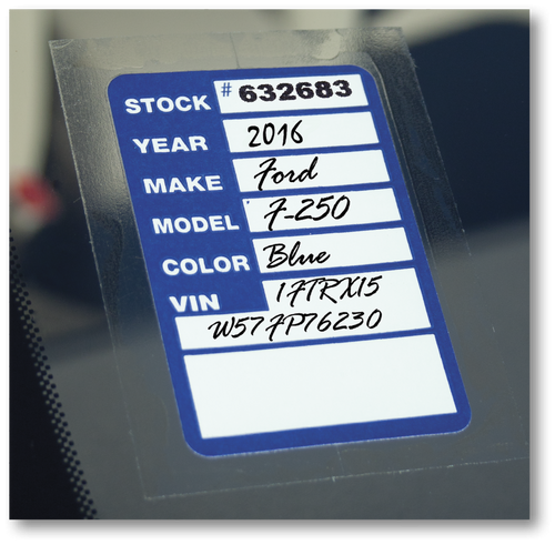Stock Tags
