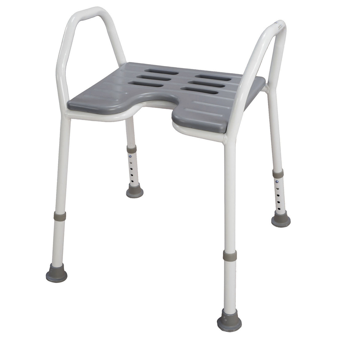 Affinity Shower Stool Soft Pu Seat 150kg