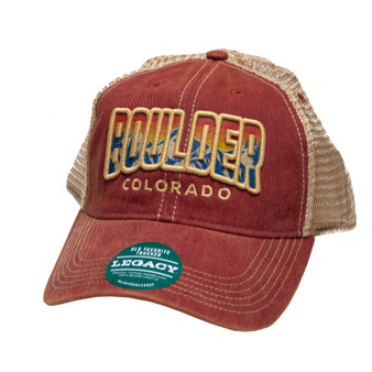 Boulder Applique Hat