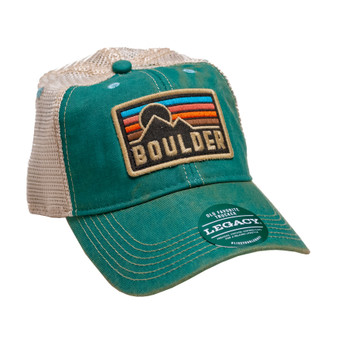 Boulder Custom Patch Cap
