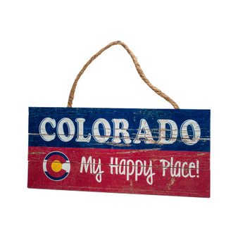 561493 -Co Flag Happy Place