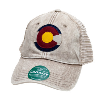 *Colorado State Trucker Hat