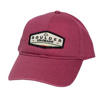 Sprinter Patch Hat