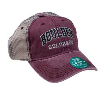 Dashboard Boulder Hat