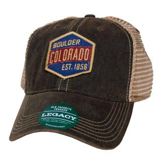 Old Favorite Mesh Trucker Hat