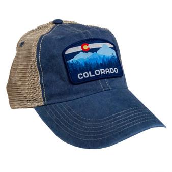 *Sideline Mesh Trucker Hat
