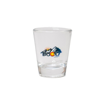 Boco Logo Shot Glass