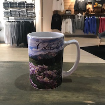 DM1440083: Colorado Columbines Mug
