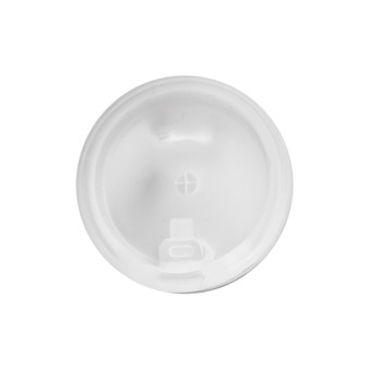 001-Frosted White Lid