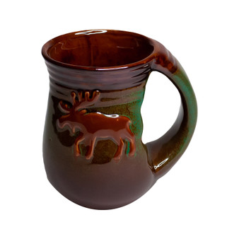 711-09 Handwarmer Mug Moose