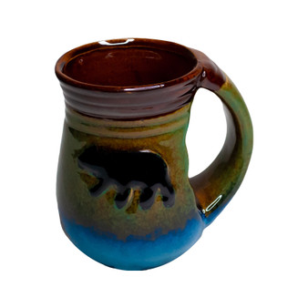711-07 Handwarmer Mug Bear