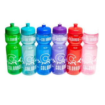 BOTT001: Transparent Bottle