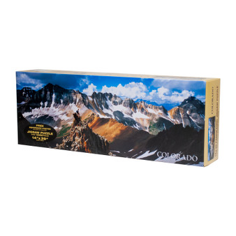 49S13118-Hiker 1000 Pc Puzzle