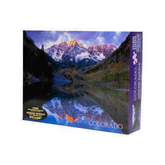 08S40162-Maroon Bells 1000 Pc Puzzle