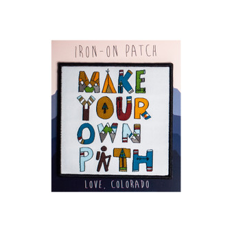 Make Your Own Path Patch