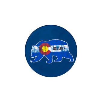 CARC-DC0471: CO Flag Big Bear Coaster