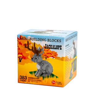 MBBM47497-Jackalope Mini Blocks