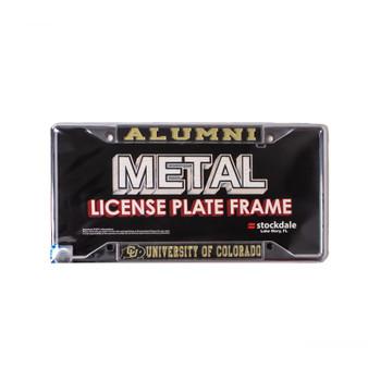 S17380: CU Alumni License Plate