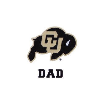 "95675017: CU Dad Multi-Use Decal 3"" x 4"""