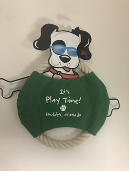 It's Play Time Dog Disc