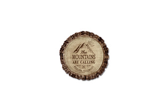 1094031-Mountains Barky Magnet