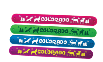 SLB63692-Colorado Slap Bracelet