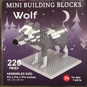 MBBM47325-Wolf Mini Building Blocks