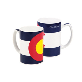 DM1463410- Co Flag Mug / Co Handle