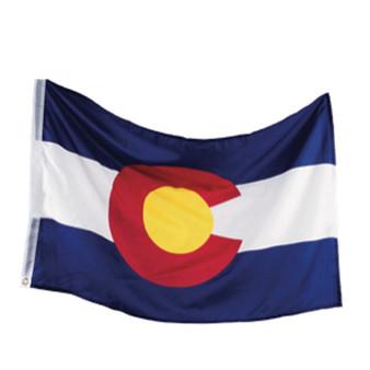Co Flag 24x36