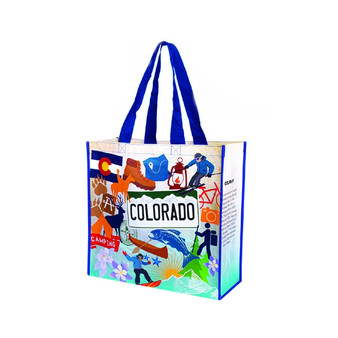 RGB79289-Popart Recycled Bag
