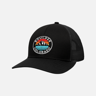 Equal Mountain EMB Hat