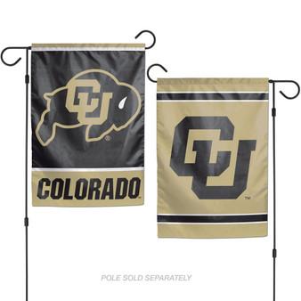 Cu 2Sided Garden Flag